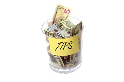 tips - money